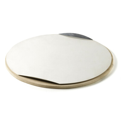 Weber kleine ronde Pizzasteen