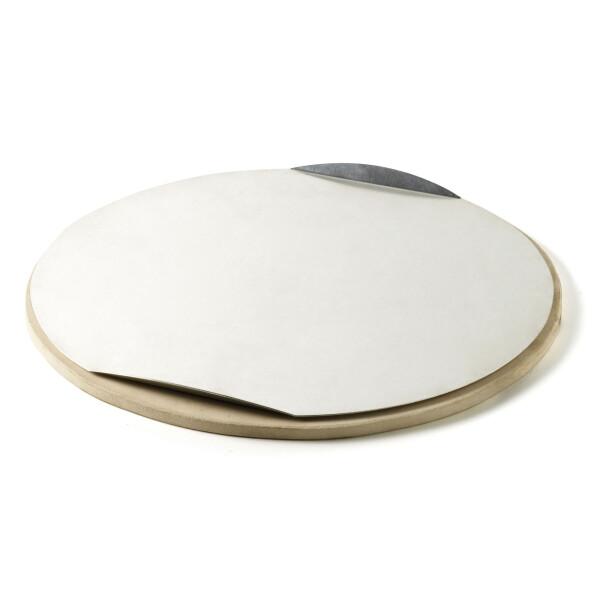 Weber grote ronde Pizzasteen