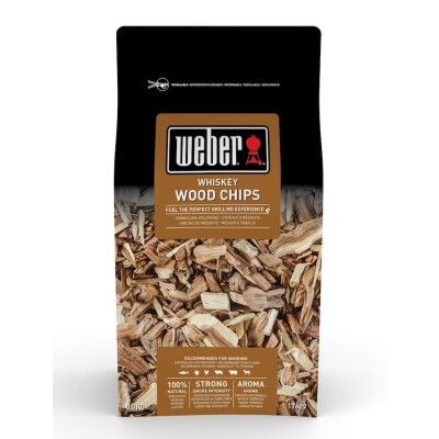 Weber Whiskey Oak Houtsnippers