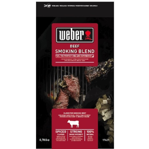 Weber Houtsnipper mix beef