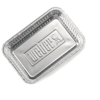 Weber aluminium opvangbakjes