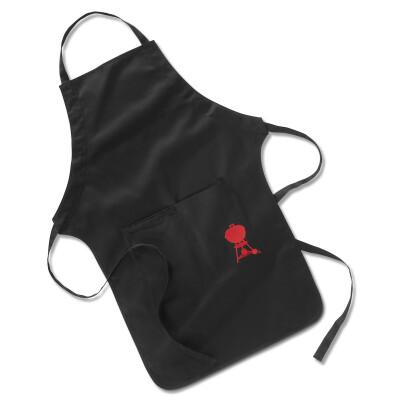 Weber zwarte barbecueschort