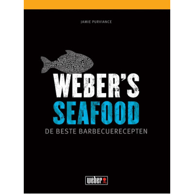 Weber's Seafood Kookboek
