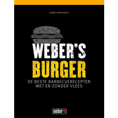 Weber's Burger kookboek