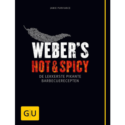 Weber's Hot & Spicy kookboek