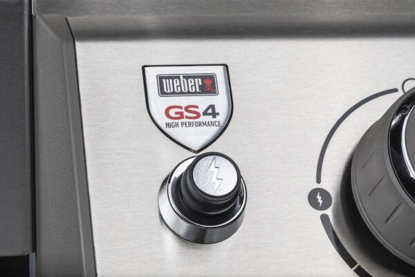 Weber Genesis 2 EP-335 GBS ontsteking