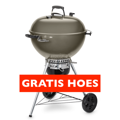 Weber Master Touch GBS C-5750 gratis hoes
